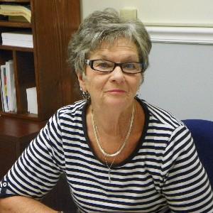 Mrs. Knight, Secretary