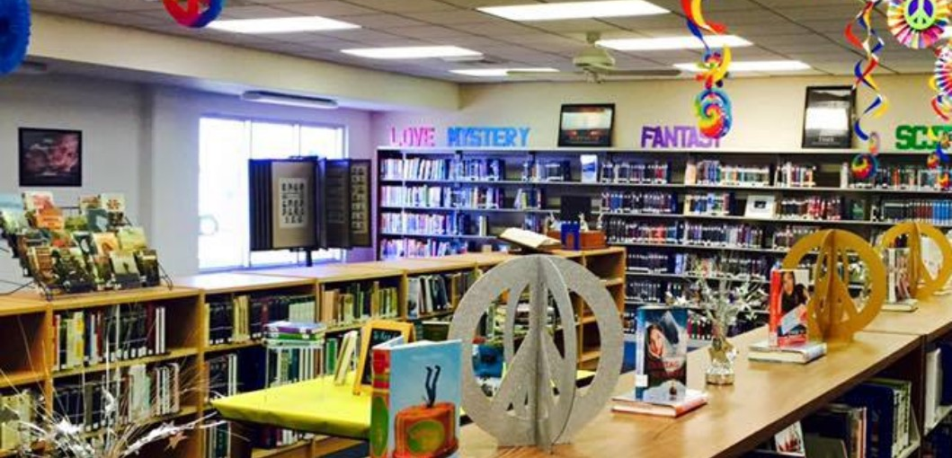 Ingleside High School Library