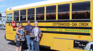 COCSD Drivers Bring Home State Awards