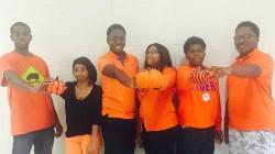 Wearing Orange Against Bullying