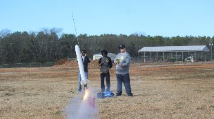 Rocketry BLASTS off at LHS