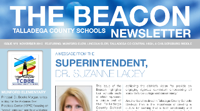 The New Edition of The Beacon - November 2015 - Issue 9