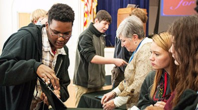 "Winterboro High holds ""Reverse Career Fair"""