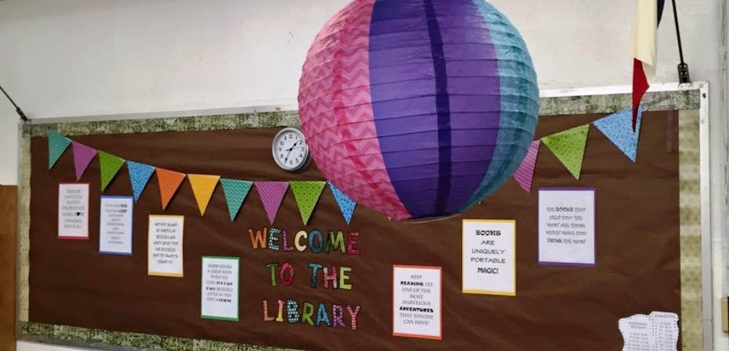 SCHOOL LIBRARIES ~ MAKING A DIFFERENCE