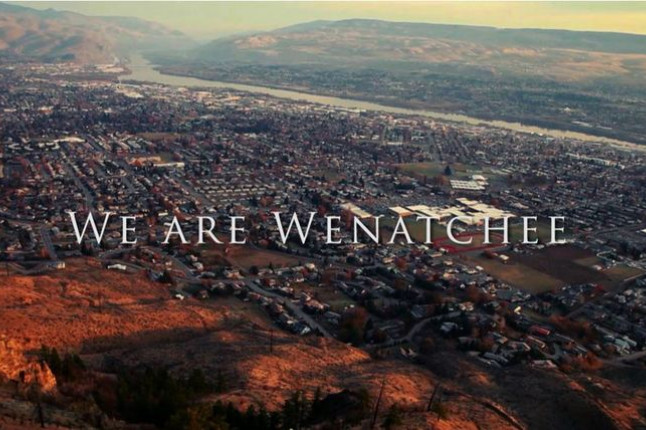 Image of Wenatchee valley