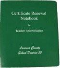 Certificate Renewal