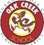 Oak Creek School Roadrunner logo