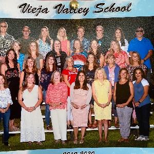 Vieja Valley Elementary Staff