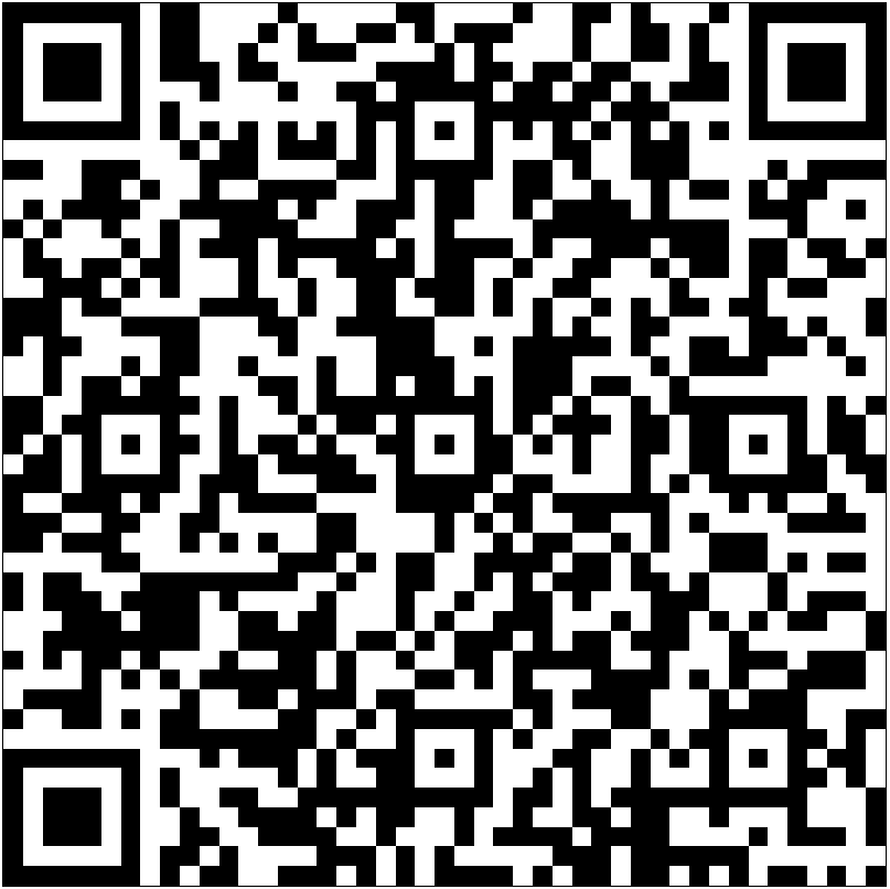 QR Scan code to connect to parking pass registration.