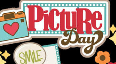 image of a camera and the word Picture Day