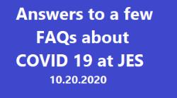 COVID FAQ JES 10.20.2020