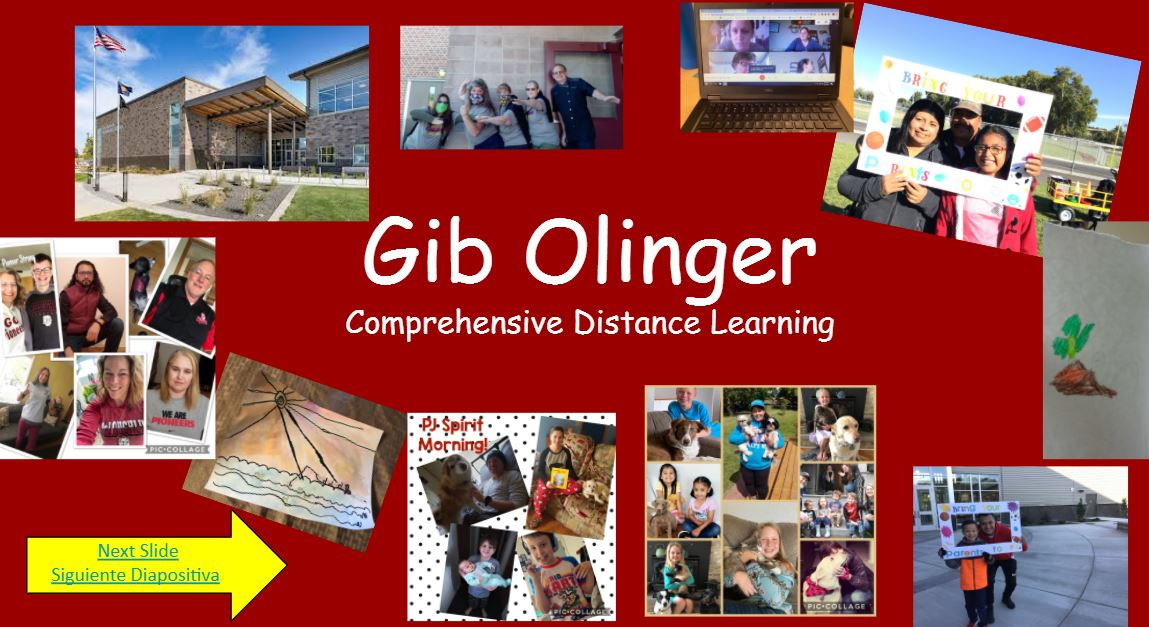 Gib Comprehensive Distance Learning(CDL)