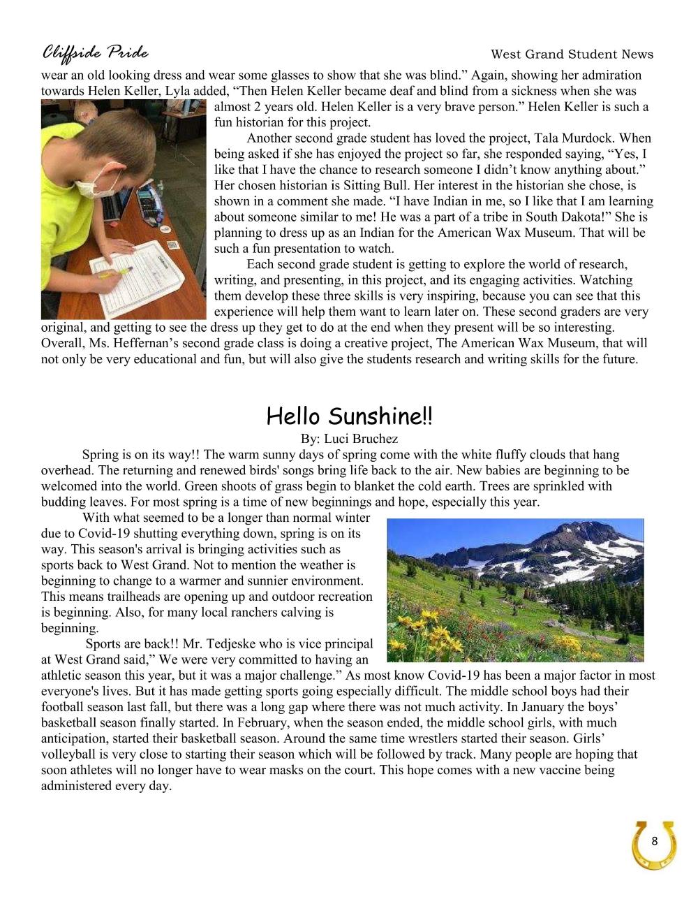 Cliffside Pride pg 8