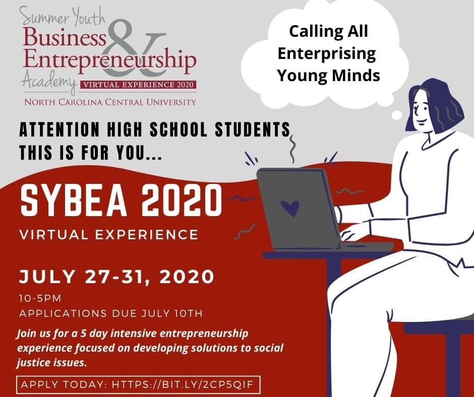 Calling All Enterprising Young Minds
