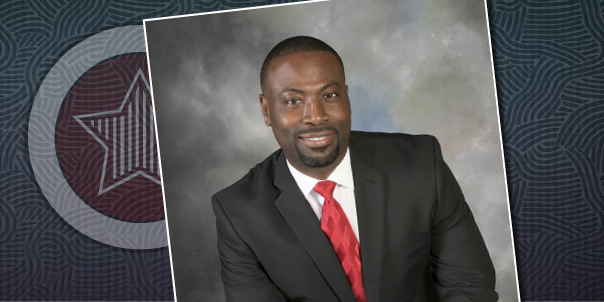 Hearne ISD welcomes new Hearne High School Principal Dr. Bruce Hill