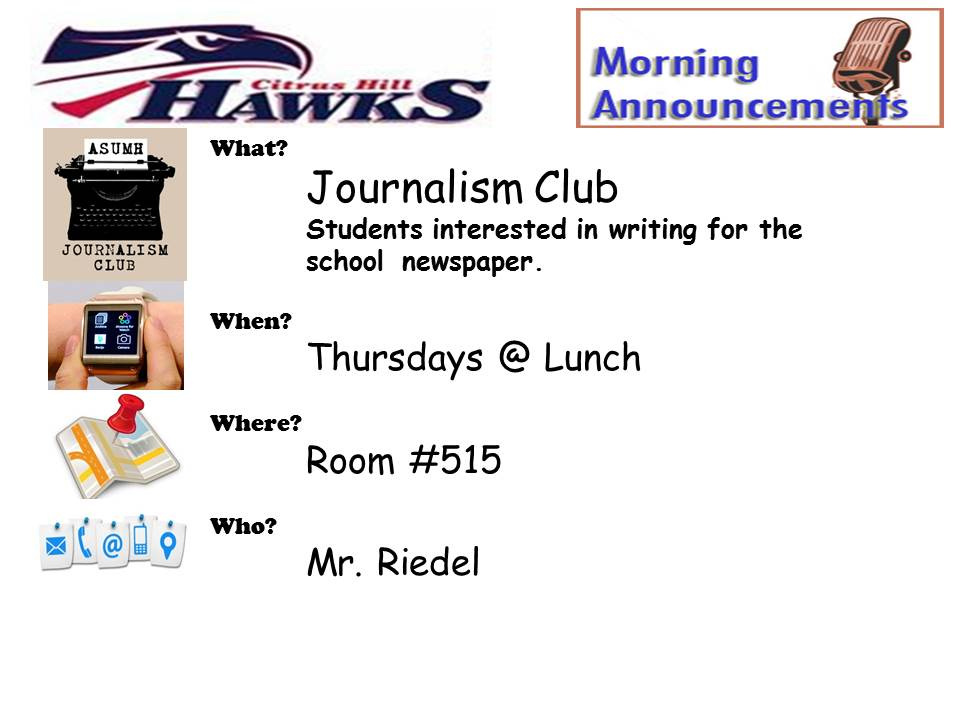 Journalism Club