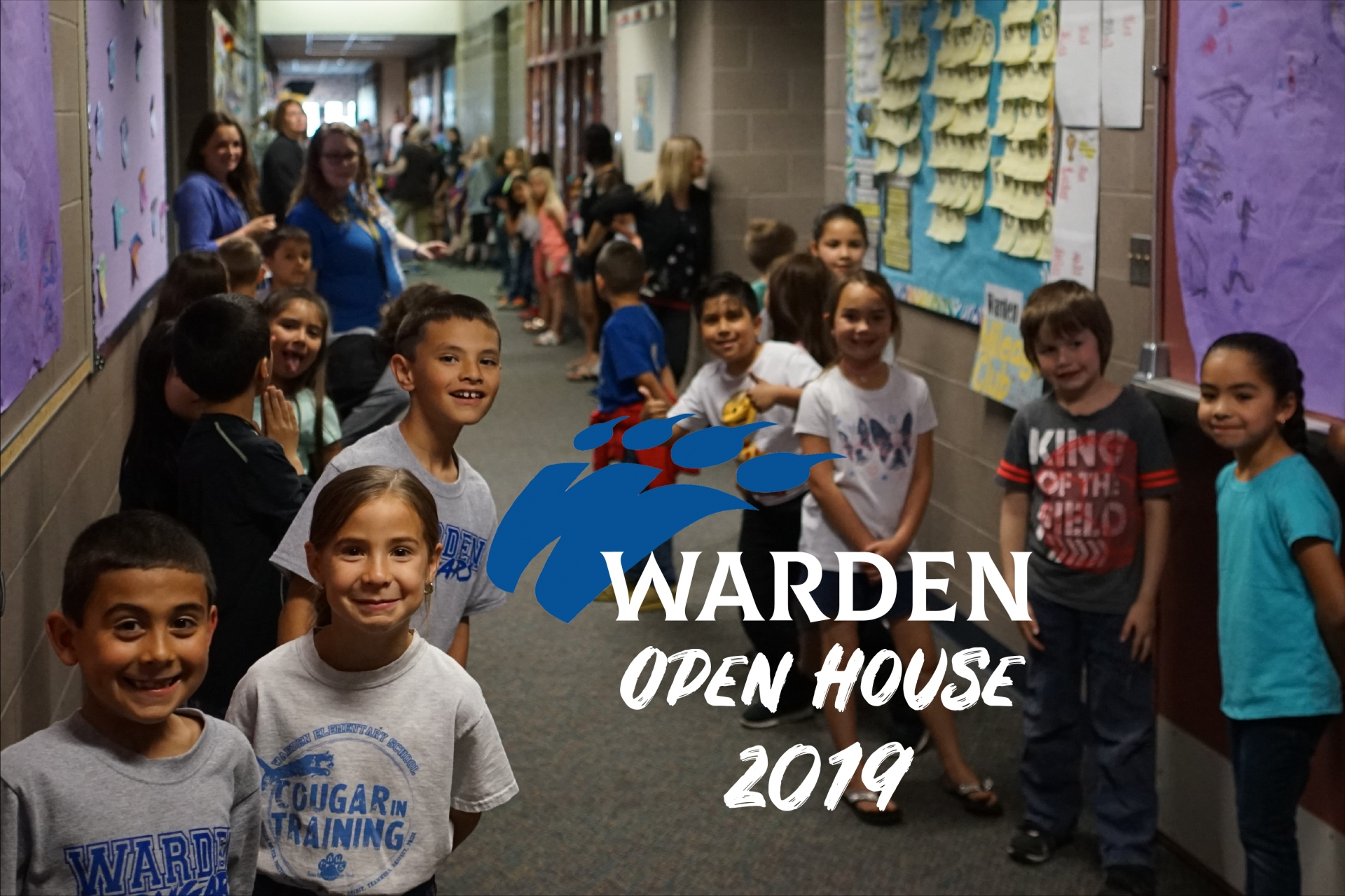 2019 WSD Open House
