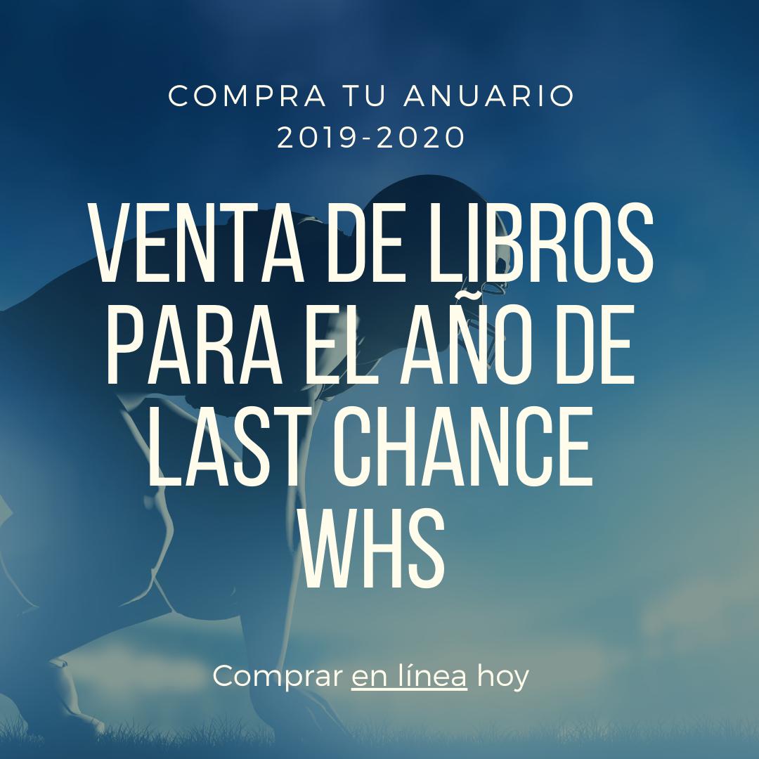 2019-2020 Ventas del anuario