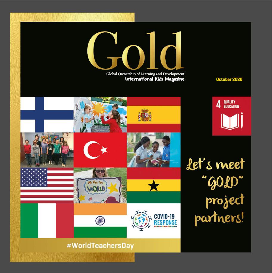 GOLD International Kids Magazine