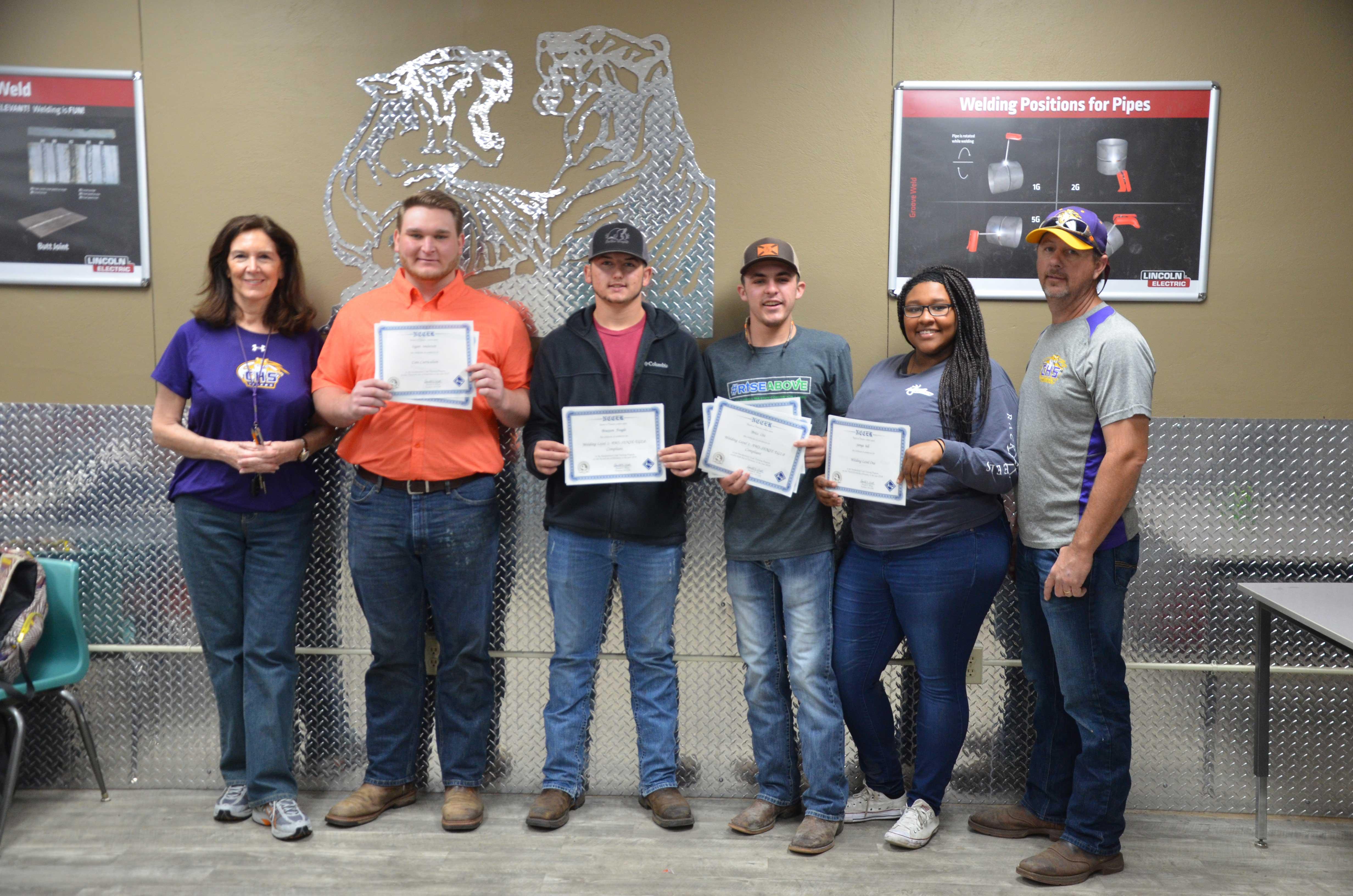 Welding Program Certifications