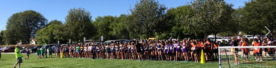 It's almost time for Middle School Cross Country!!