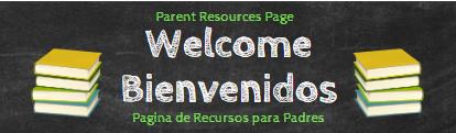 Click for Parent Resources