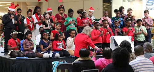 HILLCREST STUDENT HOLIDAY PERFORMANCE