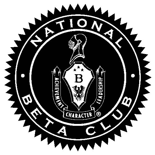 2017-2018 Senior Beta Club Officers