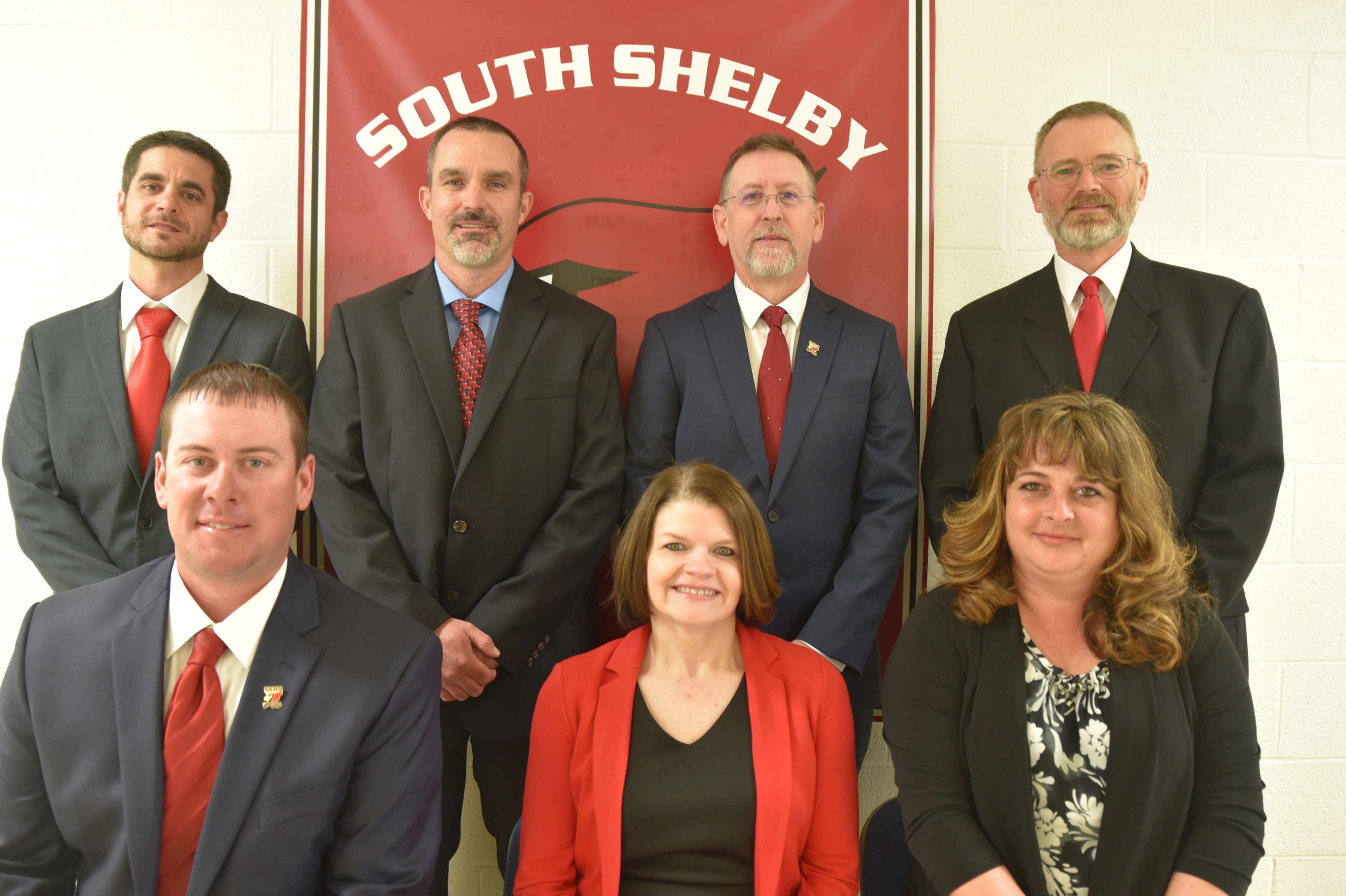 2019-2020 Shelby County R-IV School Board