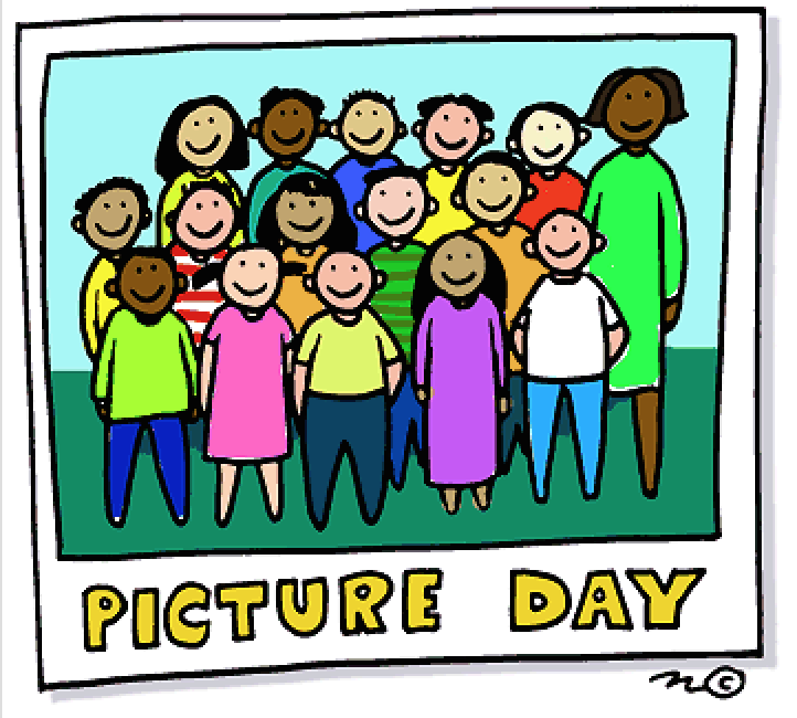 Picture Day! Tuesday, 9/18/2018