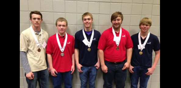 2016 Skills USA competition in Power Equipment Technology