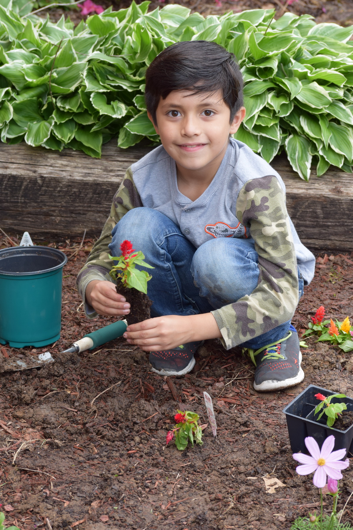 Montessori Garden Party
