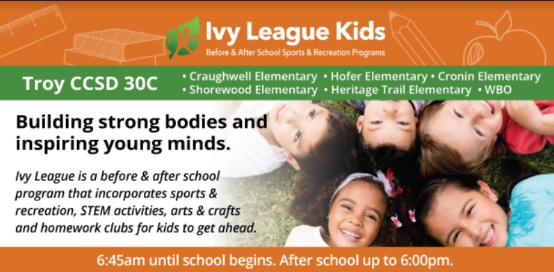 Ivy League Kids Before and After School Program!