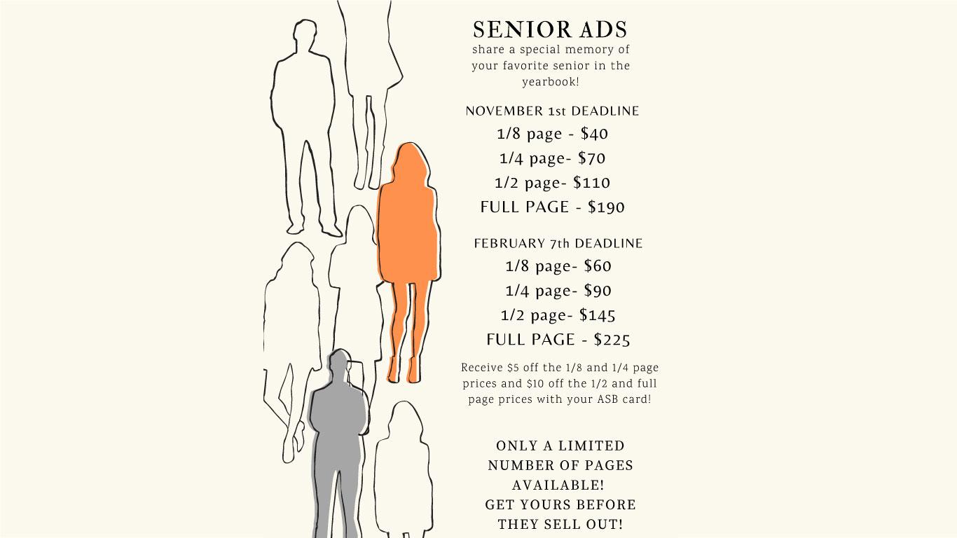 Senior Yearbook Ads