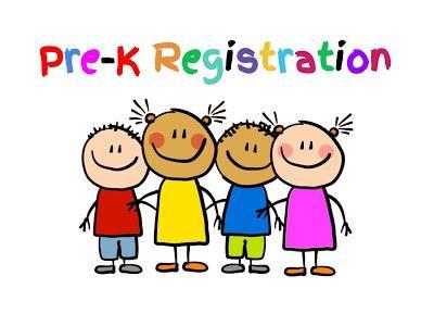2020-2021 PreK Pre-Registration