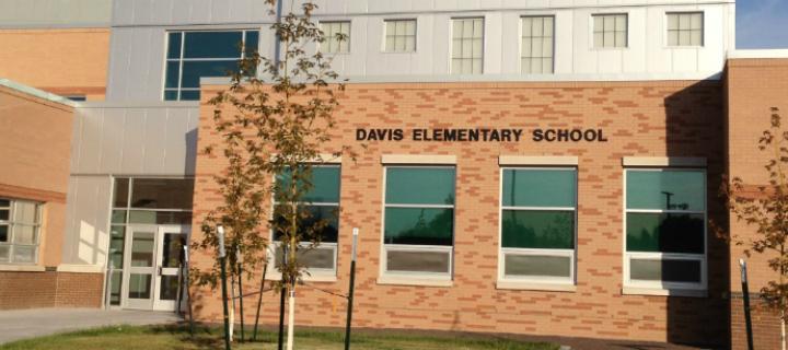 Picture of school building