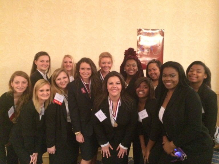 HOSA Student Organization Places 1st at State