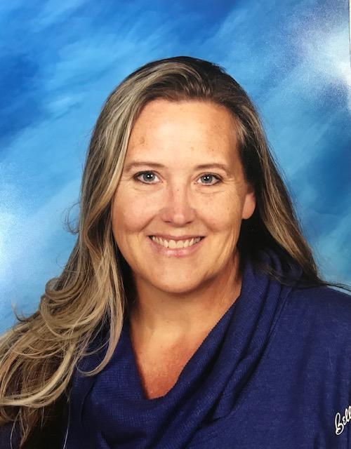 District Secretary- Annette Crane