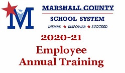 2020-21 Annual Employee Training
