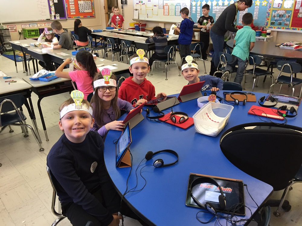 Happy 100th Day of School 2017