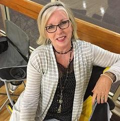 Brenda White, Instructor