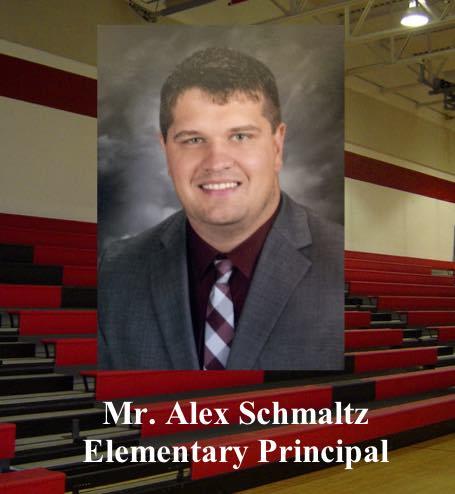 Mr. Alex Schmaltz, Principal