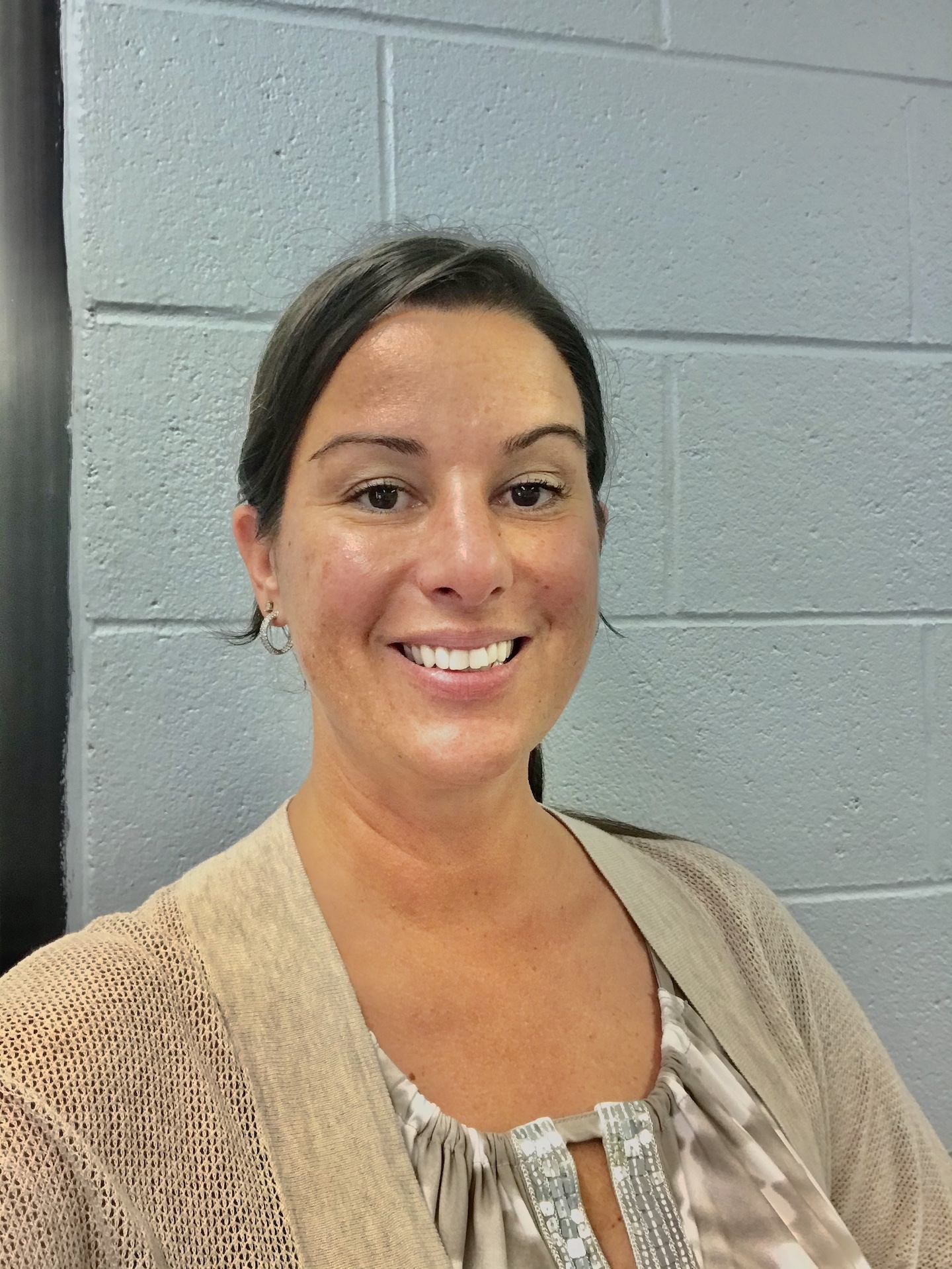 Ms. Liacos, 8th Grade Guidance Counselor