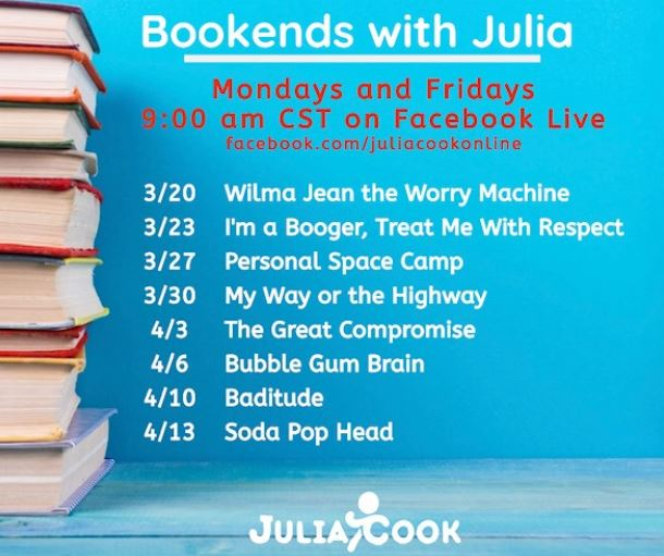 Read Alouds from Julia Cook