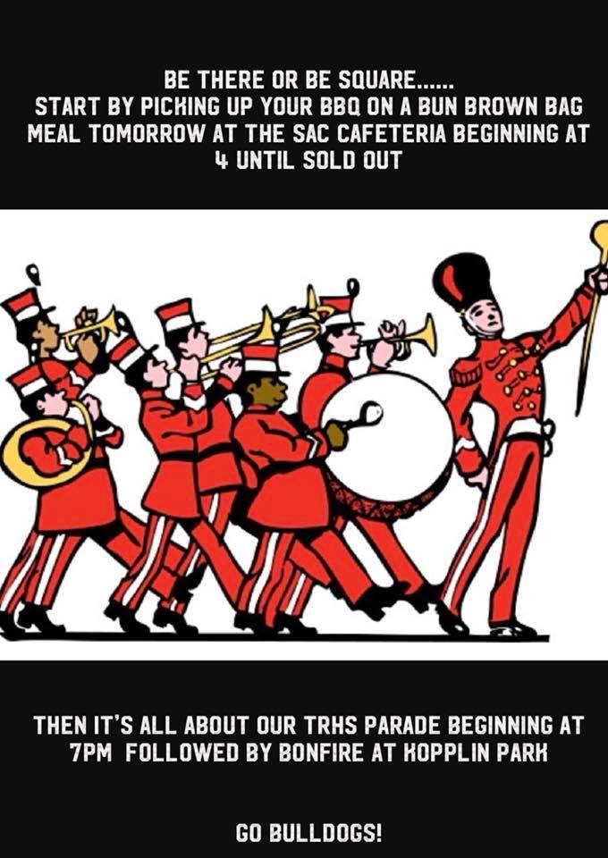 TRHS Parade