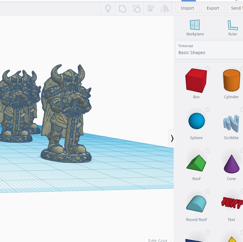 Tinkercad 3D Program