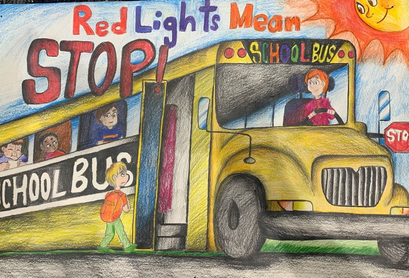 National School Bus Safety Week   October 19-23, 2020