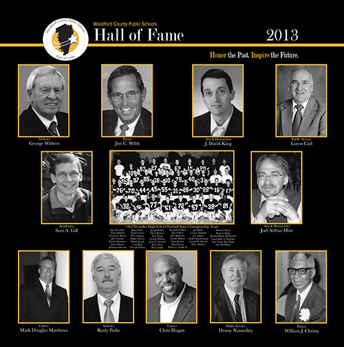 2013 Inductees