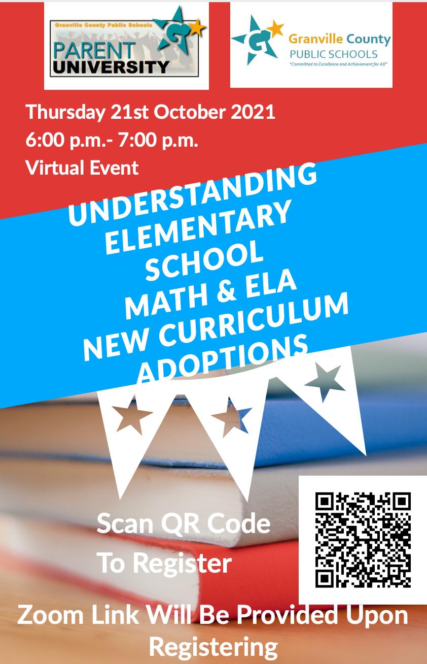 Understanding Elementary School Math & ELA New Curriculum Adoptions