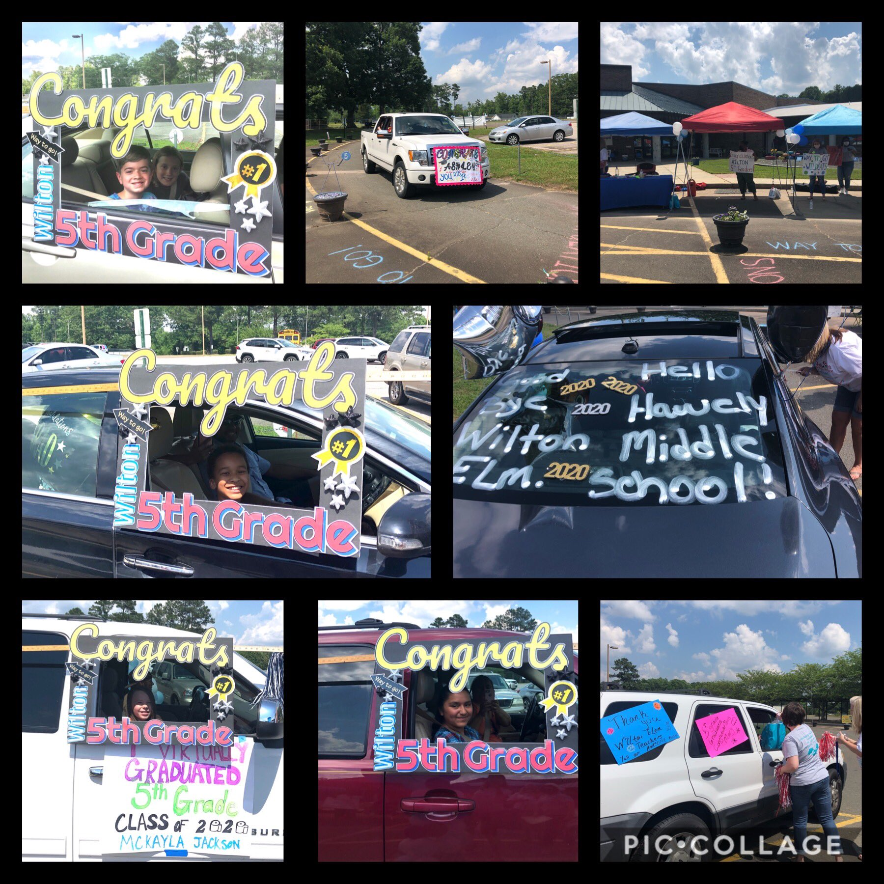 Wilton 5th Grade Promotion